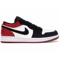 Nike Air Jordan 1 Low Black Toe