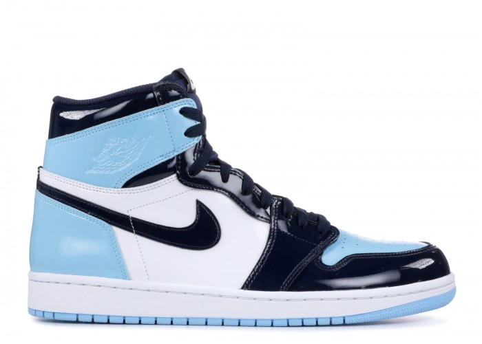 Кроссовки Nike Air Jordan Blue Chill