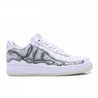 Nike Air Force Skeleton White