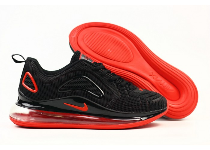 Кроссовки Nike Air Max 720 Black/Red (41-45)