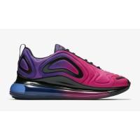 Кроссовки Nike Air Max 720 Sunset Hyper Grape Black-Hyper Pink (36-40)