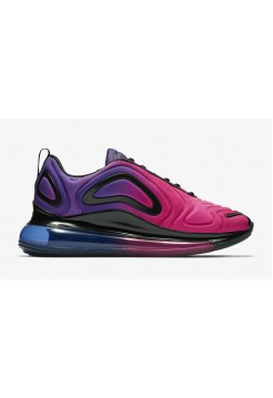 Кроссовки Nike Air Max 720 Sunset Hyper Grape Black-Hyper Pink (36-40)