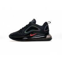 КРОССОВКИ NIKE AIR MAX 720 BLACK/RED (EURO 41-45)