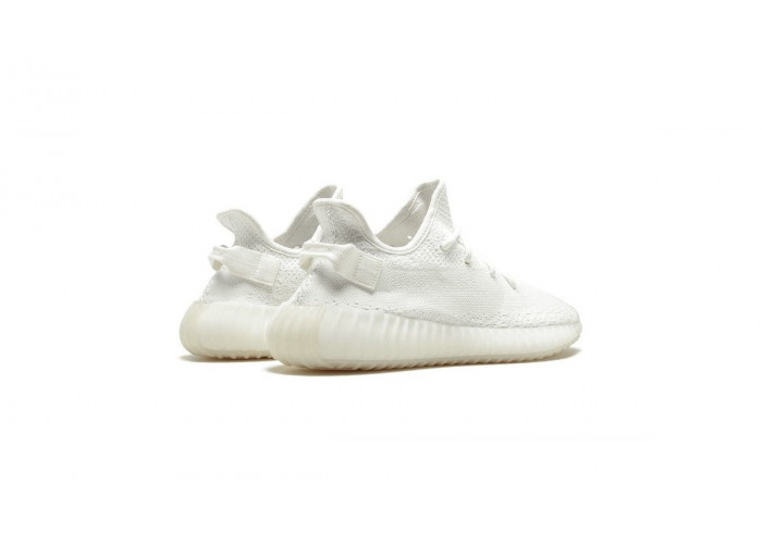 Кроссовки Adidas yeezy boost 350 v2 triple white (36-46)