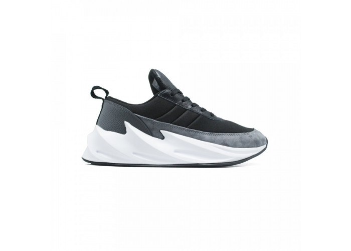 Кроссовки adidas sharks Black/White/Grey (36-45)