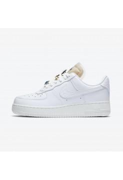 White Nike Air Force 1 AF1 low Nai Ke 'THE BUND'