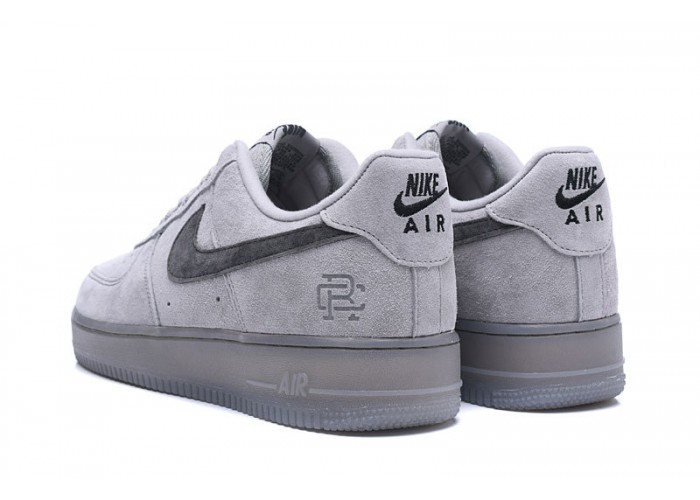 Nike Air Force 1 Low Reigning Champ LV8 Light Grey