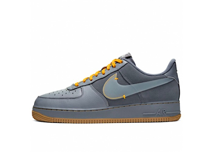"Кроссовки Nike Air Force 1 Premium ""Cool Grey/Pure Platinum"""