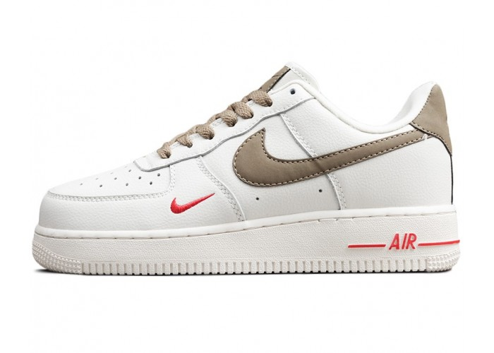 Кроссовки Nike Air Force 1 Yohood Rice White