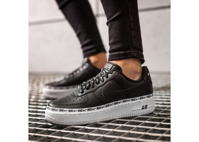 Кроссовки Nike Air Force 2019 Desert Dust Black (36-45)
