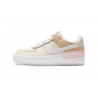 Кроссовки Nike Air Force 1 Shadow Gets a Touch of Peach and Pastel Pink Accents (36-40)