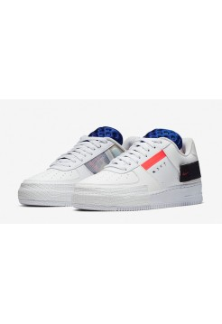 Кроссовки Nike Air Force 1 AF1 Low Type Summit White