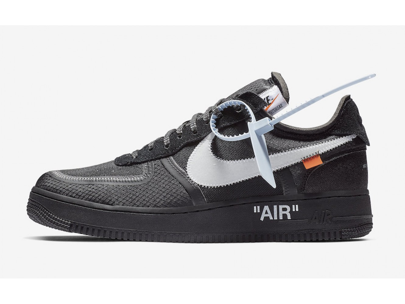 off white air force 1 white release date