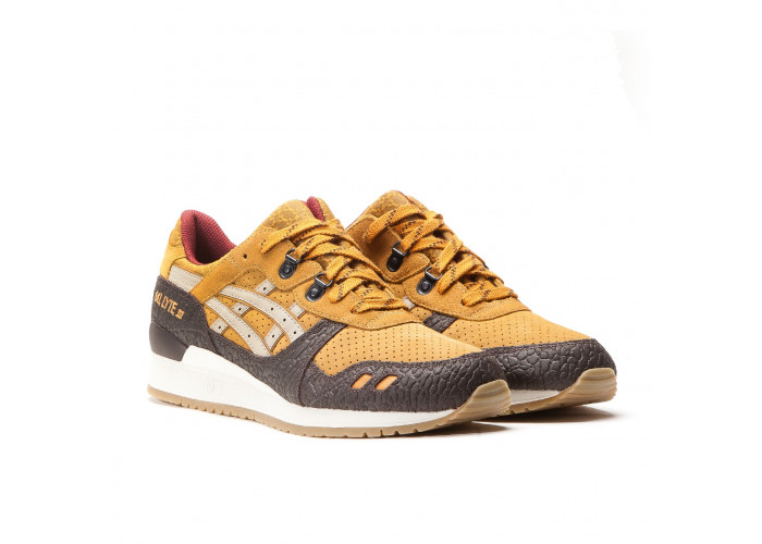 Asics Gel Lyte III Workwear Pack Brown (053)