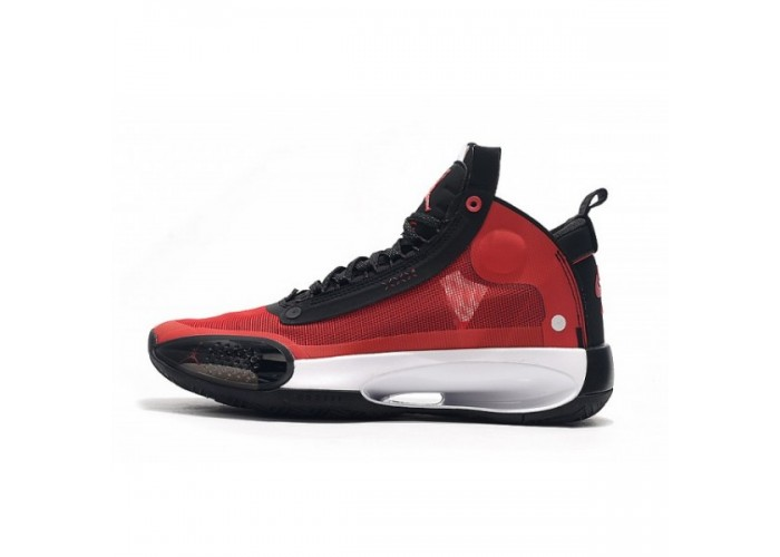 "Nike Air Jordan 34 ""Eclipse"" Red Black"