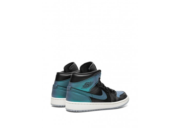Air Jordan 1 Mid Iridescent