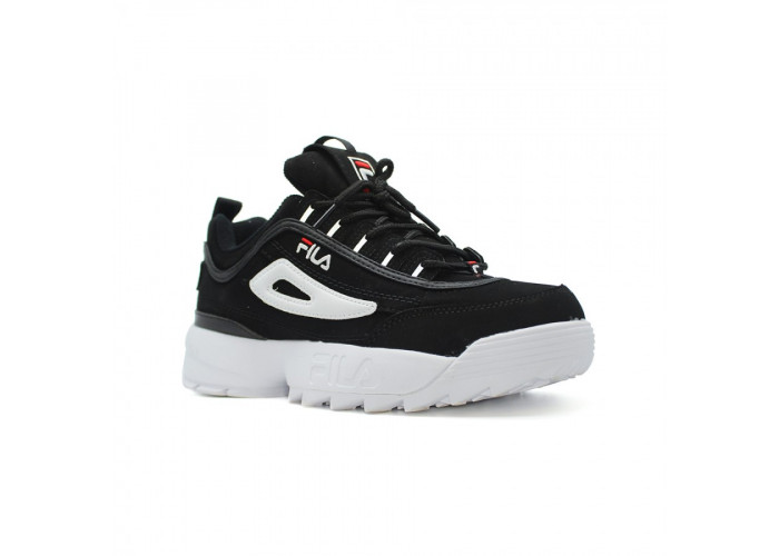 Fila Disruptor II White/Black (013)