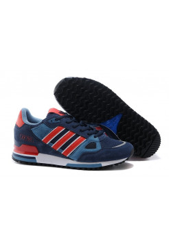Adidas ZX 750 Men (Navy/Light Cray/Red)