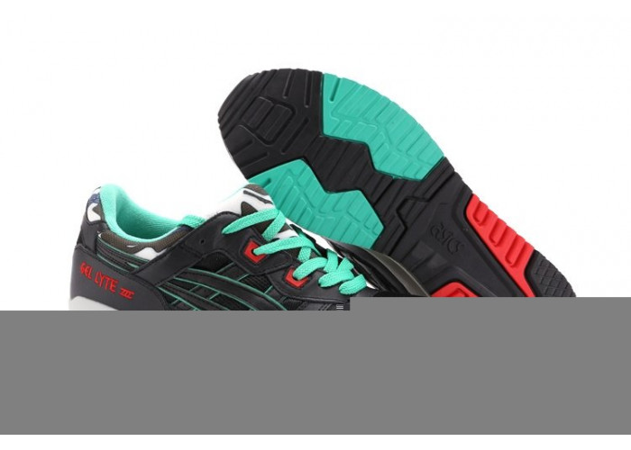 Asics Gel Lyte 3 Men (Future Camo/Black) (001)