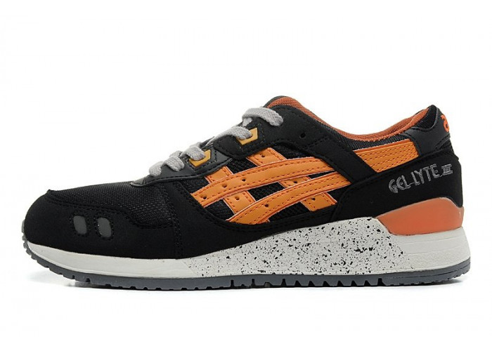 Asics Gel Lyte 3 Men (Black-Tan) (004)