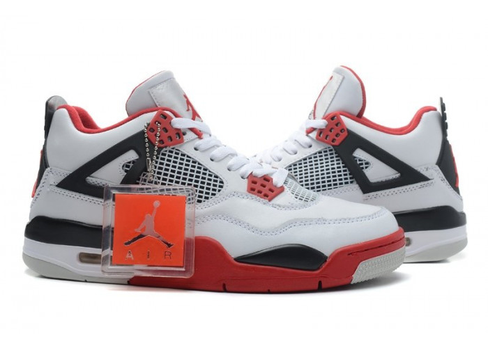 Nike Air Jordan IV (4) Retro Муж (009)