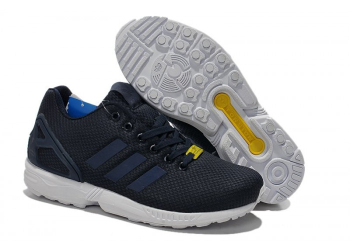 Adidas ZX Flux Base Pack (Blue/Black) (013)