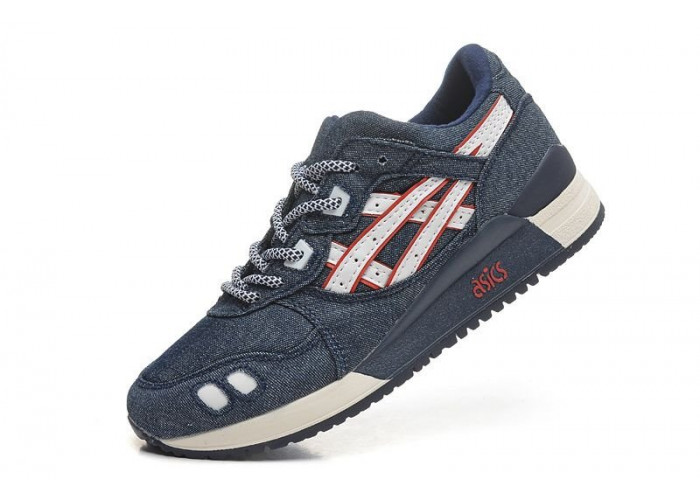 "Asics x Ronnie Fieg Gel Lyte III ""Selvedge Denim"" (022)"