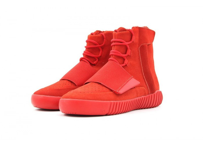 Adidas Yeezy 750 Boost By Kanye West (Red October) (017)