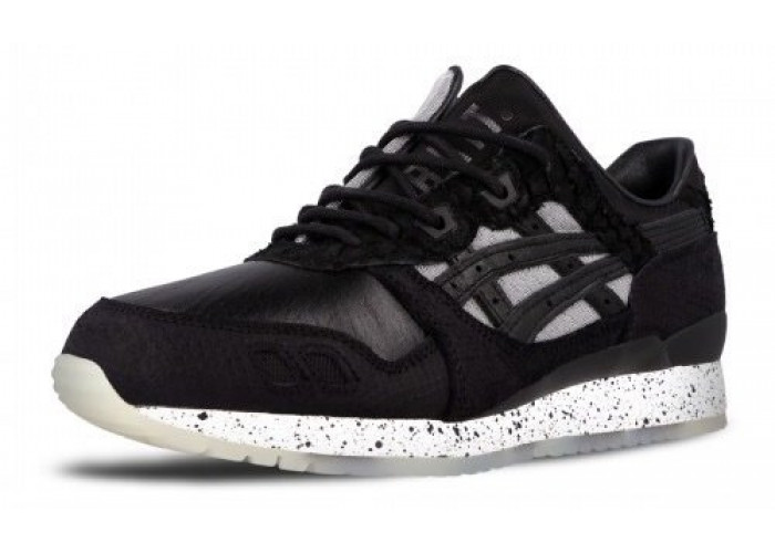 "Asics Gel Lyte 3 ""Nightmare"" (Black/Silver) (009)"