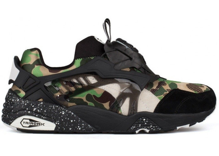 "Bape x Puma Disc Blaze ""Capsule Collection"" (004)"