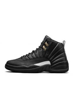 Кроссовки Nike Air Jordan 12 Retro Черный (002)