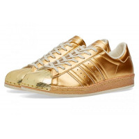 Adidas Superstar 80s metal toe (Gold) (017)