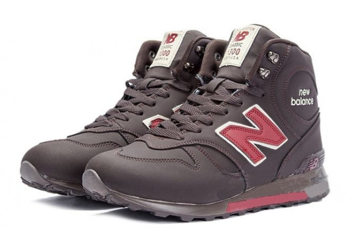 New Balance 1300 (Brown/Red) (069)