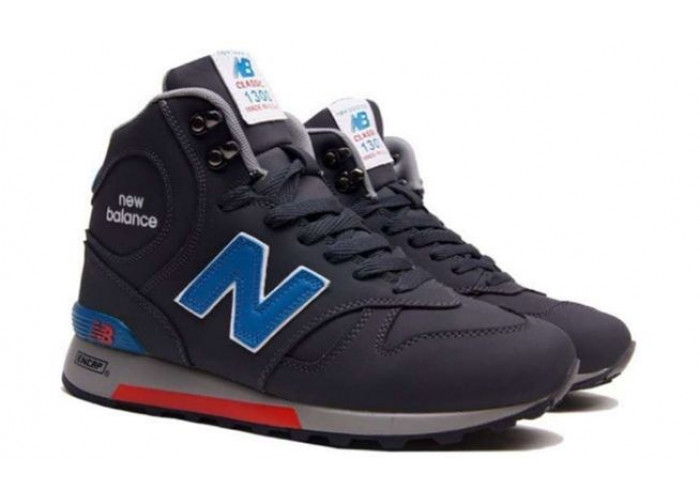 New Balance 1300 (Grey/Blue) (070)