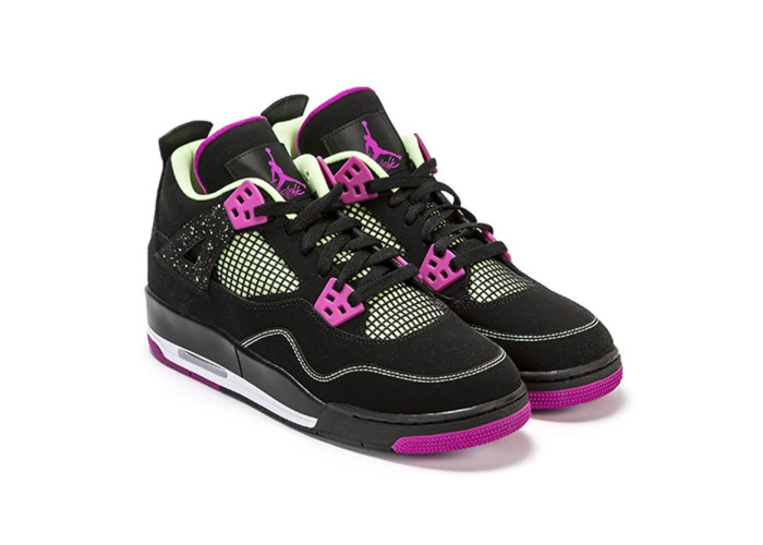 Nike Air Jordan 4 Retro Fucshia (022)