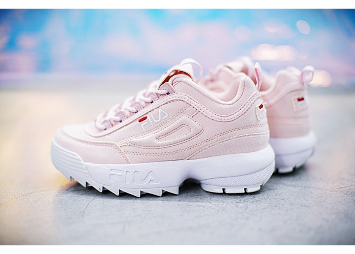 Fila Disruptor II (Light Pink) (004)