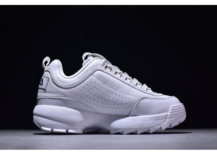 Fila Disruptor Low (White) (009)