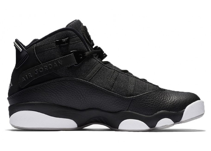 Air Jordan 6 Rings (Black) (099)