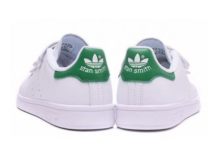 Adidas Stan Smith CF (White/Green) (018)