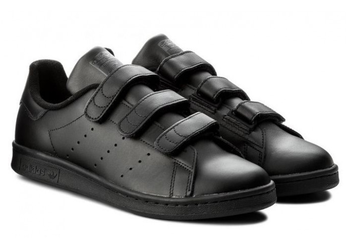 Adidas Stan Smith CF (Black) (021)
