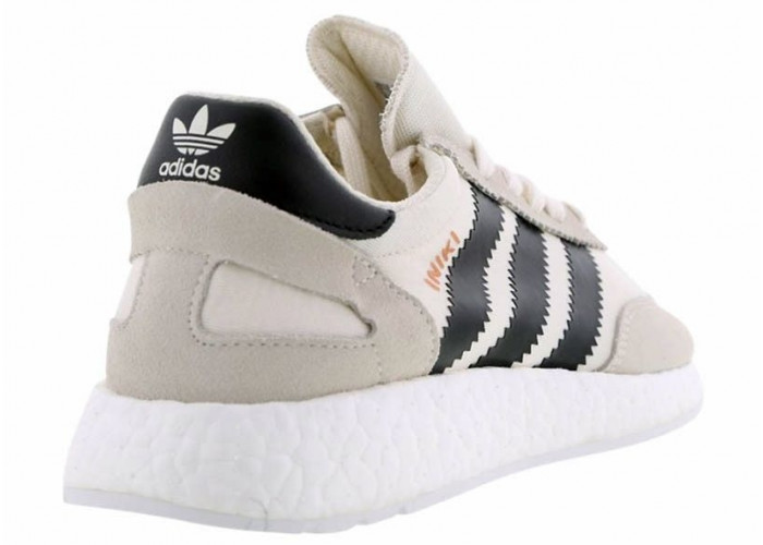 Adidas Iniki Runner Boost (Grey/Black) (011)