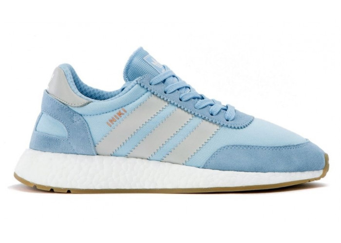Adidas Iniki Runner Boost (Blue/Grey) (009)