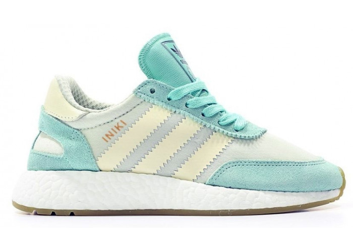 Adidas Iniki Runner Boost (Mint/White) (012)