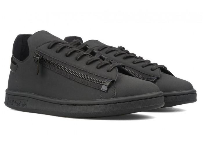 Adidas Y-3 Stan Smith Zip (Coral Black) (006)
