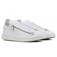 Adidas Y-3 Stan Smith Zip (Crystal White) (007)