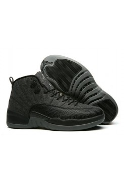 "Air Jordan 12 Retro ""Wool"" (015)"