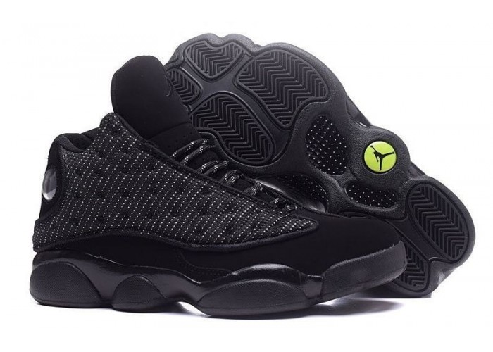 "Air Jordan 13 Retro ""Black Cat"" (016)"