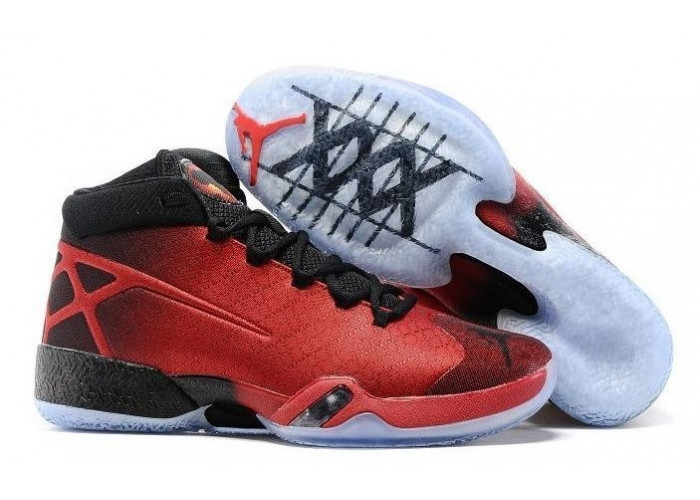 "Air Jordan XXX ""Gym Red"" (Red/Black) (003)"