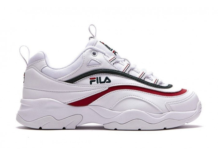 Fila Ray (White) (015)