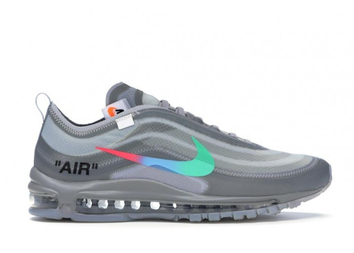 "Кроссовки Off-White™ x Nike Air Max 97 ""Menta"" (36-45)"